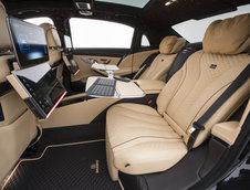 Mercedes-Maybach S650 de 900 CP