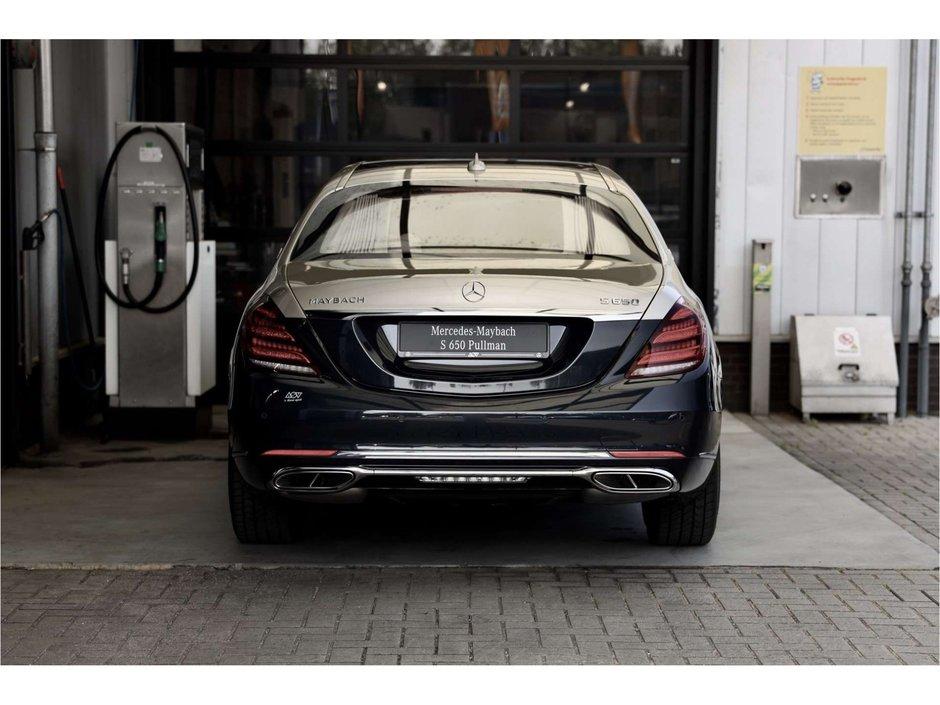 Mercedes-Maybach S650 Pullman de vanzare
