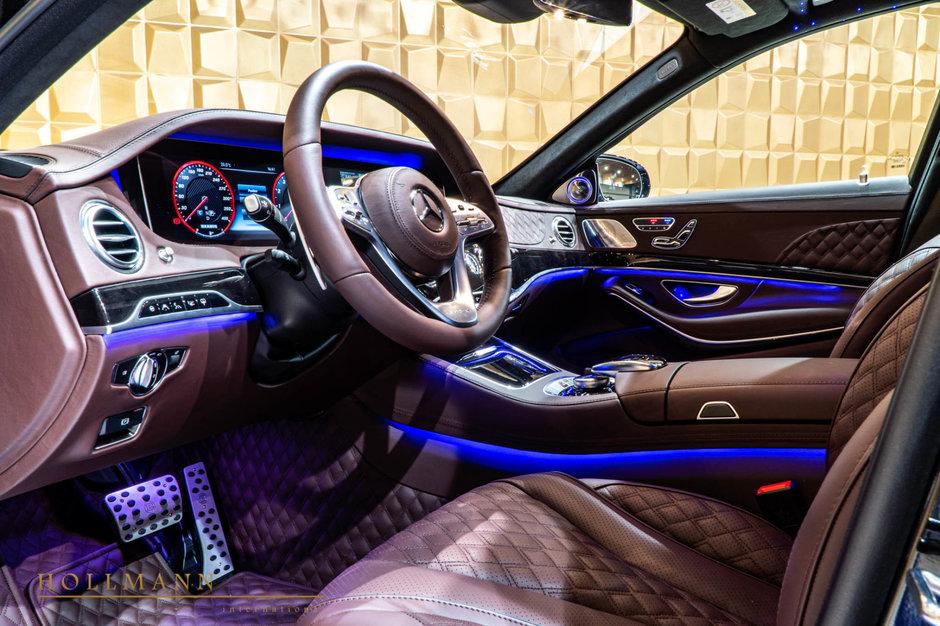 Mercedes-Maybach S650 tunat de Brabus