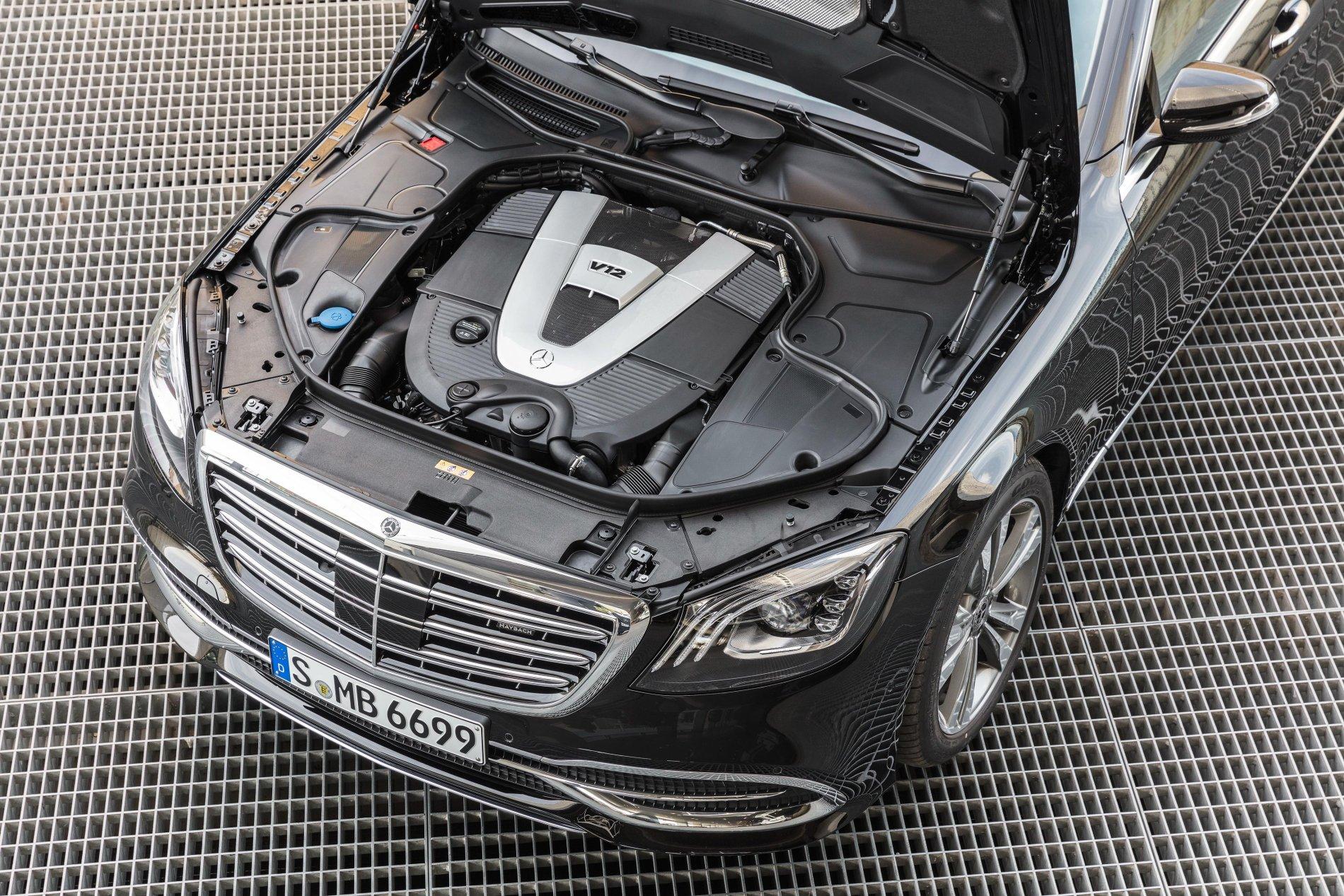 Mercedes-Maybach S650 - Mercedes-Maybach S650