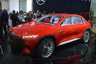 Mercedes-Maybach Ultimate Luxury Concept - Poze reale
