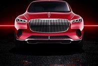 Mercedes-Maybach Ultimate Luxury Concept: Primele poze