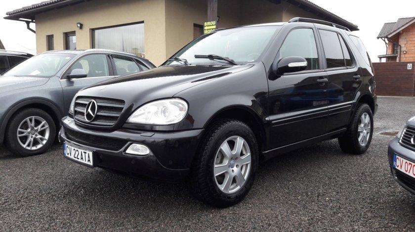 Mercedes ML 270 2.7 CDI 2004
