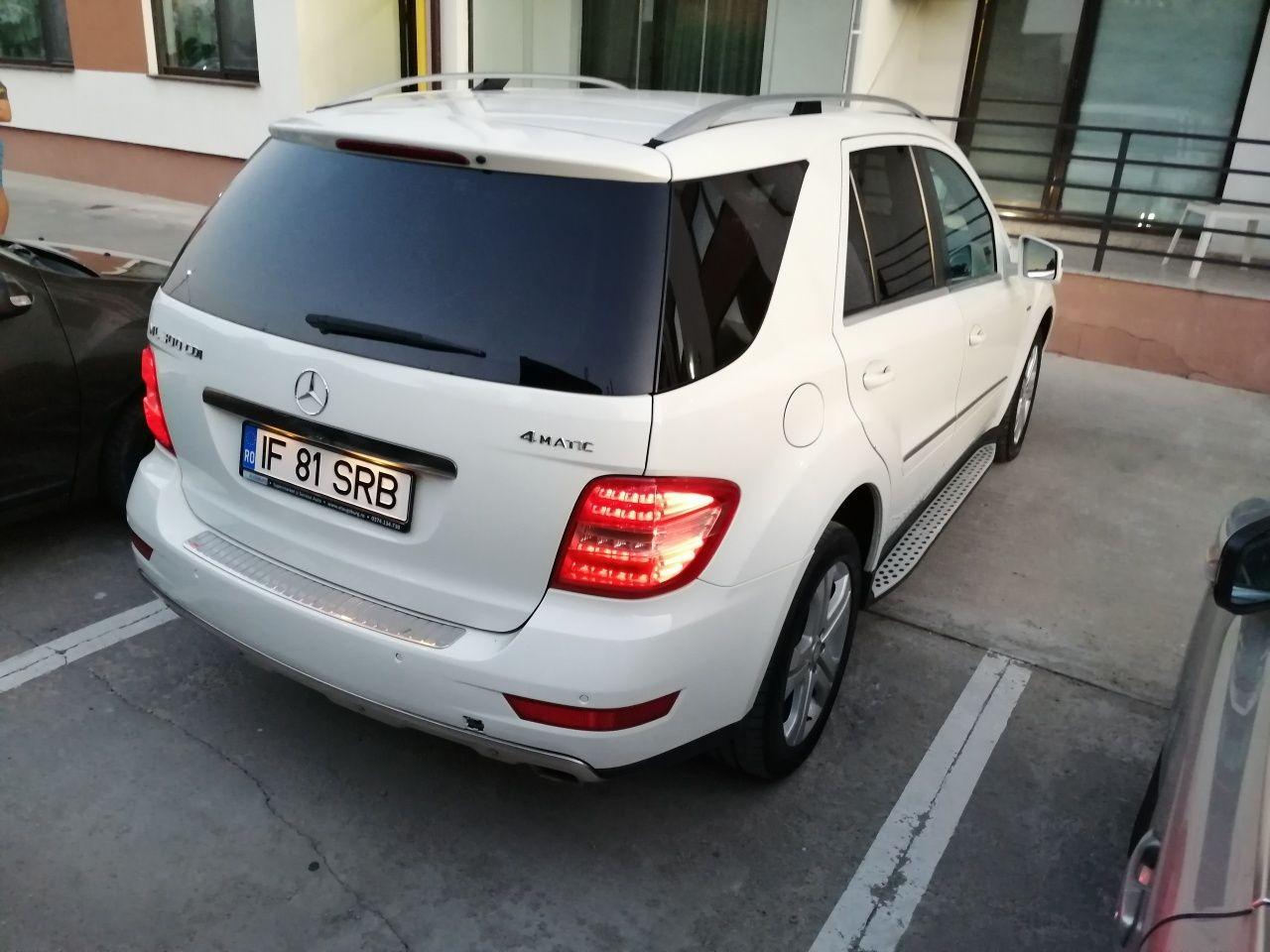 Mercedes ML 300 300 CDI 4 MATIC 2010