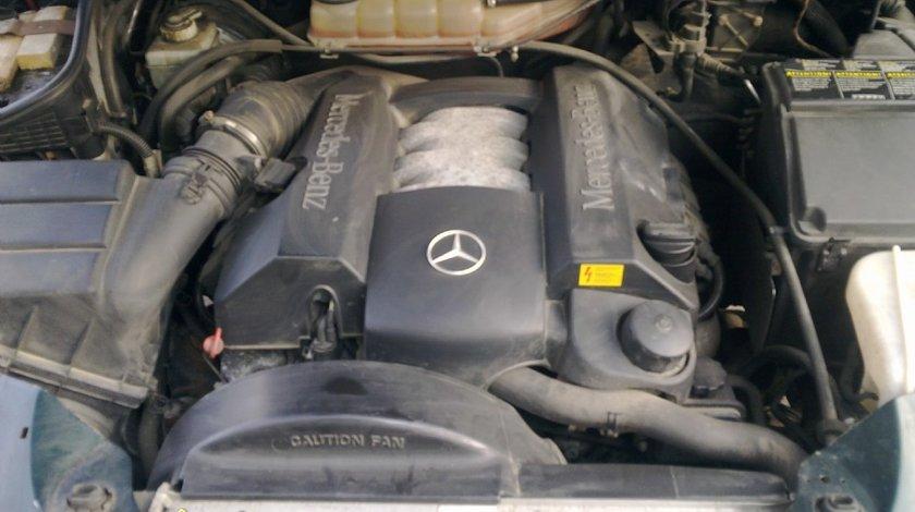 Mercedes ml 320 benzina motor