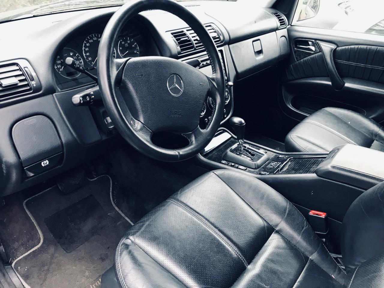 Mercedes ML 400 4000 CDI 2003