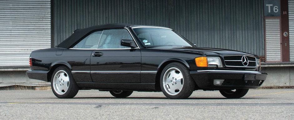 Mercedes n-a lansat niciodata masina asta si totusi ea exista. Acum se vinde la pret de DACIE noua