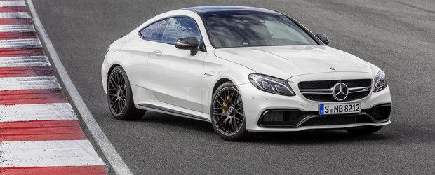 Mercedes ne dezvaluie intr-un final toate secretele noului C63 Coupe