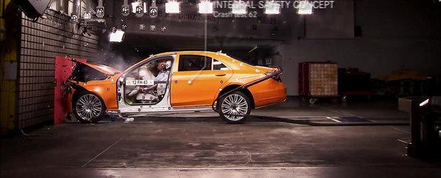 Mercedes ne spune in detaliu, amanunt cu amanunt, povestea noului S-Class