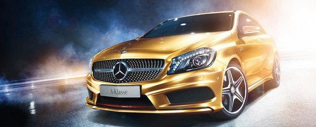 Mercedes, noul lider pe segmentul auto de lux din SUA