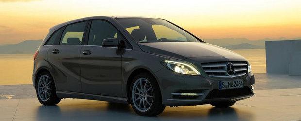 Mercedes nu exclude posibilitatea lansarii unui B45 AMG