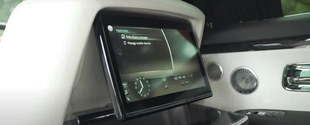 Mercedes nu poate concura cu asa ceva. Numai optionalele costa cat un S-Class