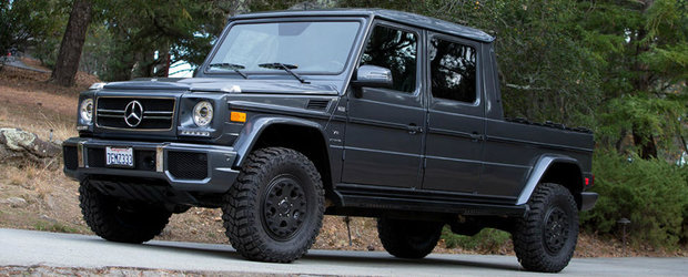 Mercedes nu vinde masina asta, asa ca a construit-o singur. Cat l-a costat cu totul