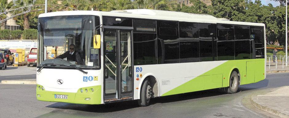 MERCEDES o pune pe Firea la zid: usile autobuzelor turcesti cumparate de primarie nu se deschid cat trebuie si vehiculele nu incap in garaje
