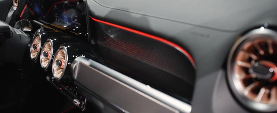 Mercedes ofera pentru prima data in istorie masina asta! Cum arata in realitate