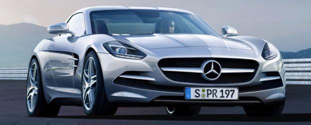 Mercedes porneste pe urmele lui Porsche 911