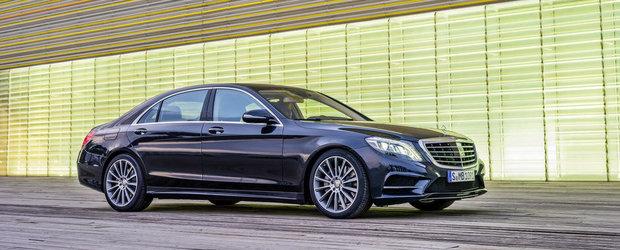 Mercedes prezinta in detaliu noua generatie S-Class