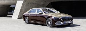 Mercedes prezinta oficial noul REGE al limuzinelor de lux. Acesta este noul Mercedes-MAYBACH S-Class!