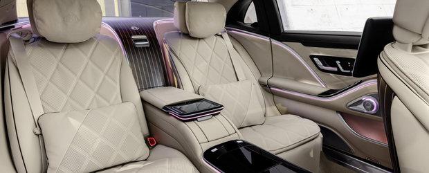 Mercedes prezinta oficial noul REGE al limuzinelor de lux. Acesta este noul Mercedes-MAYBACH S 680 4MATIC!