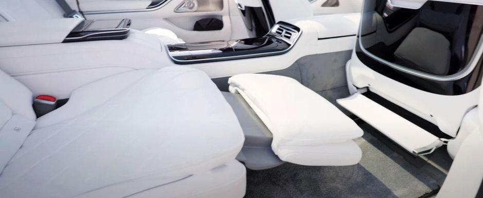 Mercedes prezinta oficial noul REGE al limuzinelor de lux. Acesta este noul Mercedes-MAYBACH S 680 4MATIC! Cum arata in REALITATE