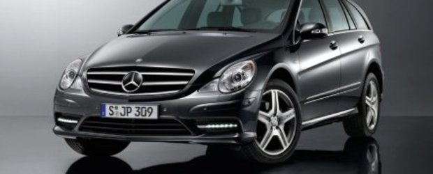 Mercedes prezinta R-Class Grand Edition