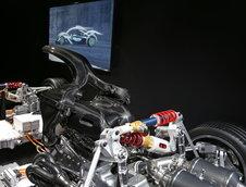 Mercedes Project One - Poze cu motorul