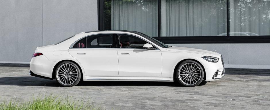 Mercedes ramane numarul 1: producatorul din Stuttgart a batut Audi si BMW si este cel mai mare constructor auto premium din 2020