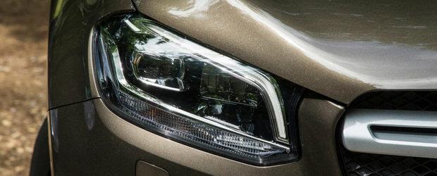 Mercedes renunta la aceasta masina la doar doi ani dupa ce a lansat-o