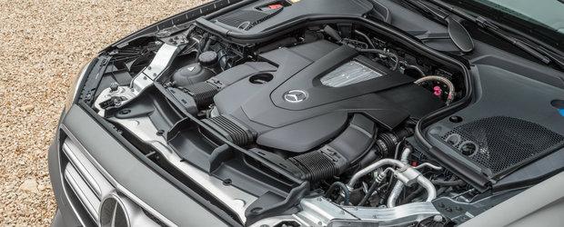 Mercedes renunta la motoarele V6. Anuntul a fost facut cu putin timp in urma de un oficial al companiei