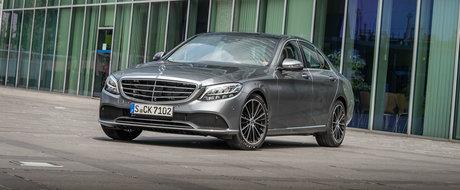 Mercedes renunta la motorul de Renault. Noul propulsor diesel primit de C-Class consuma 4.2 litri/100 de km