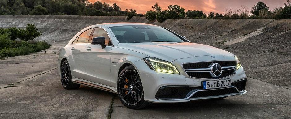 Mercedes rescrie istoria. Ce masina scot nemtii peste numai trei luni