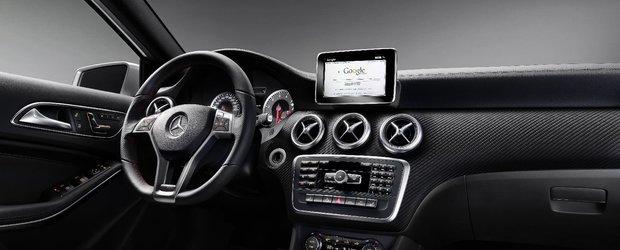 Mercedes Romania lanseaza versiunile de website pentru smartphone si sistemul multimedia