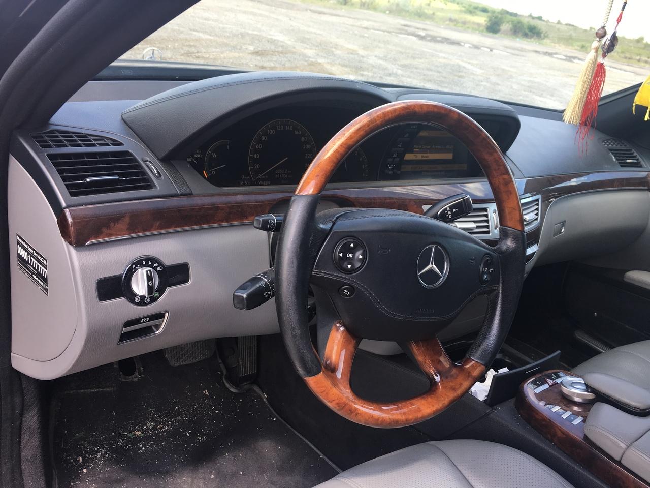 Mercedes S 300 3.0D 2007