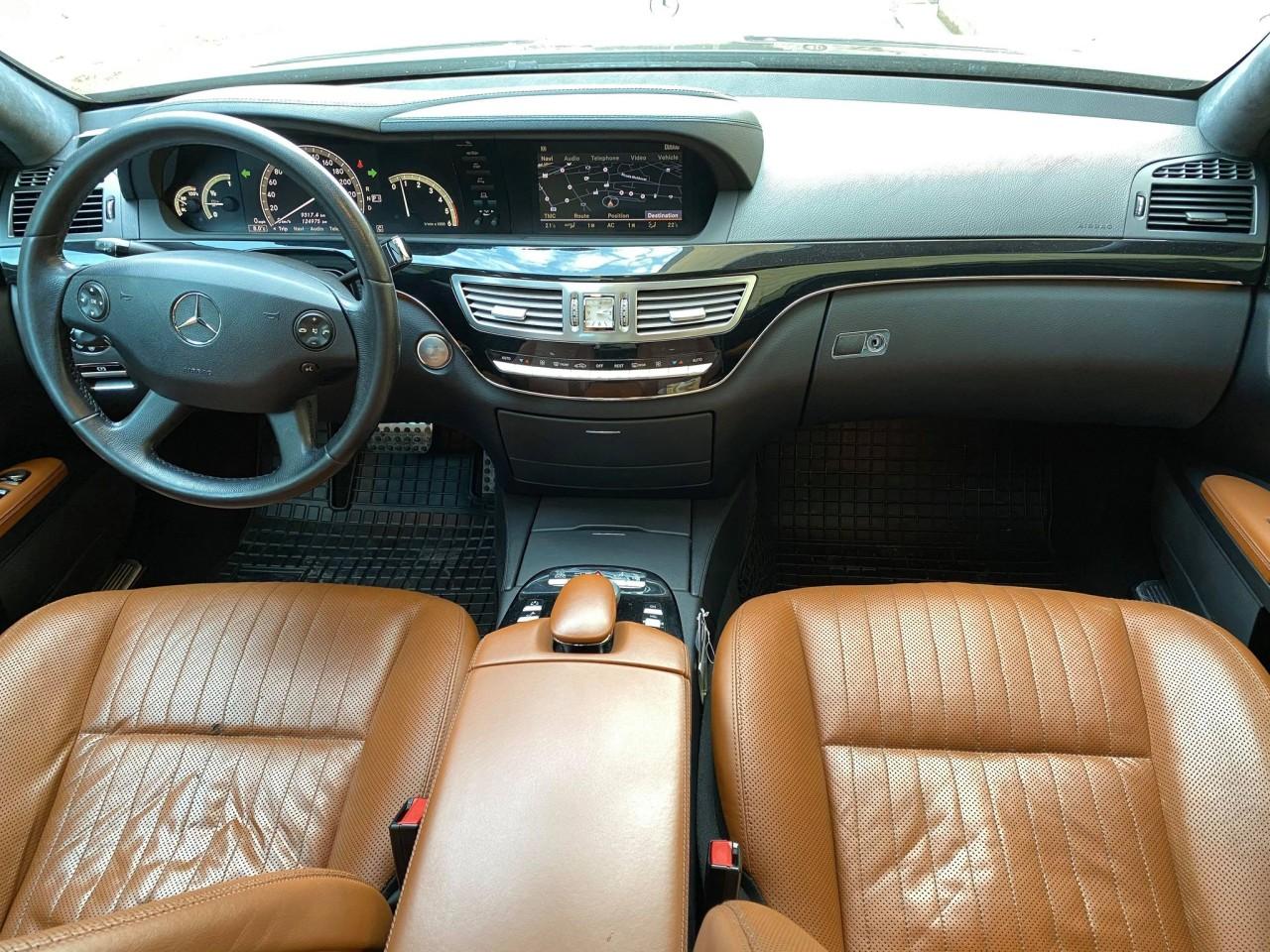Mercedes S 320 3.0D 2007