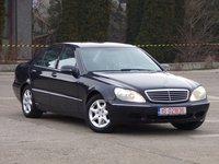 Mercedes S 320 3,2cdi 2001