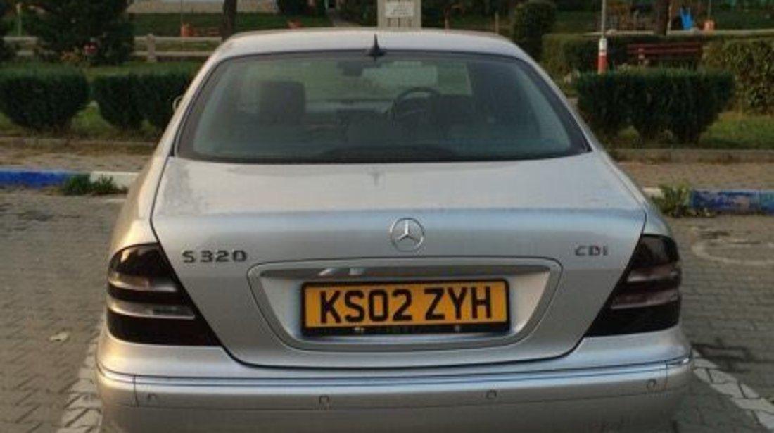 Mercedes S 320 320 2002