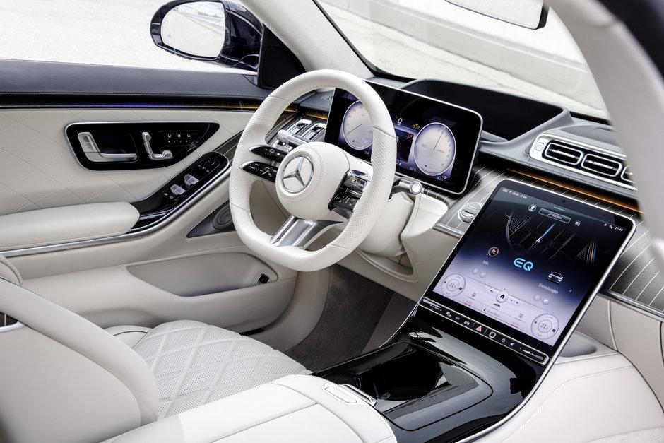 Mercedes S 580 e