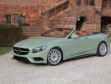Mercedes S-Class Cabriolet de la Carlsson