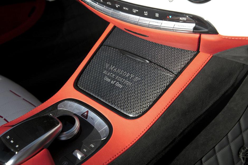 Mercedes S-Class Cabriolet de la Mansory
