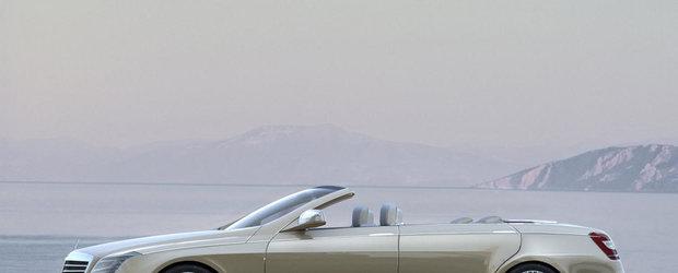 Mercedes S-CLass cabriolet pentru viitor?