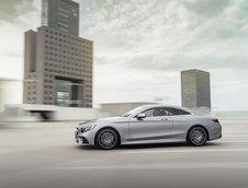 Mercedes S-Class Coupe si Cabrio facelift