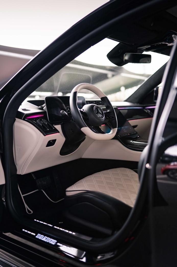 Mercedes S-Class de la Brabus - Mercedes S-Class de la Brabus