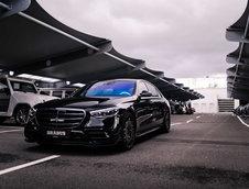 Mercedes S-Class de la Brabus