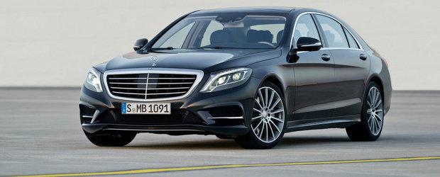 Mercedes S-Class e Masina Anului... pentru Femei