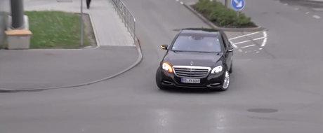 Mercedes S-Class Facelift, surprins in haine de gala. Ce spuneti de noua limuzina?