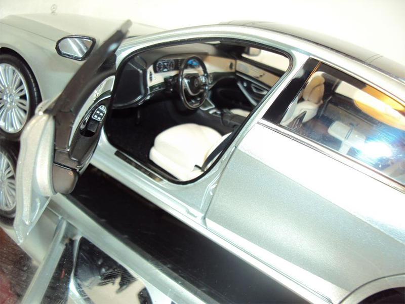 Mercedes S-Class - Macheta - Mercedes S-Class - Macheta
