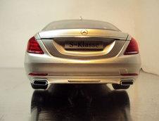 Mercedes S-Class - Macheta
