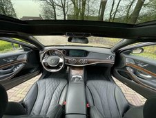 Mercedes S-Class transformat in Mercedes-Maybach S-Class