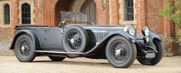 Mercedes S Type din 1928, vandut la licitatie pentru suma de 4,5 milioane de dolari