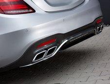 Mercedes S63 AMG de la Posaidon